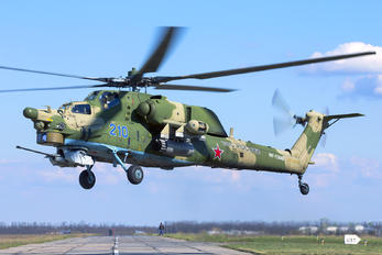 210 - Russia - Air Force Mil Mi-28
