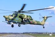 210 - Russia - Air Force Mil Mi-28 aircraft