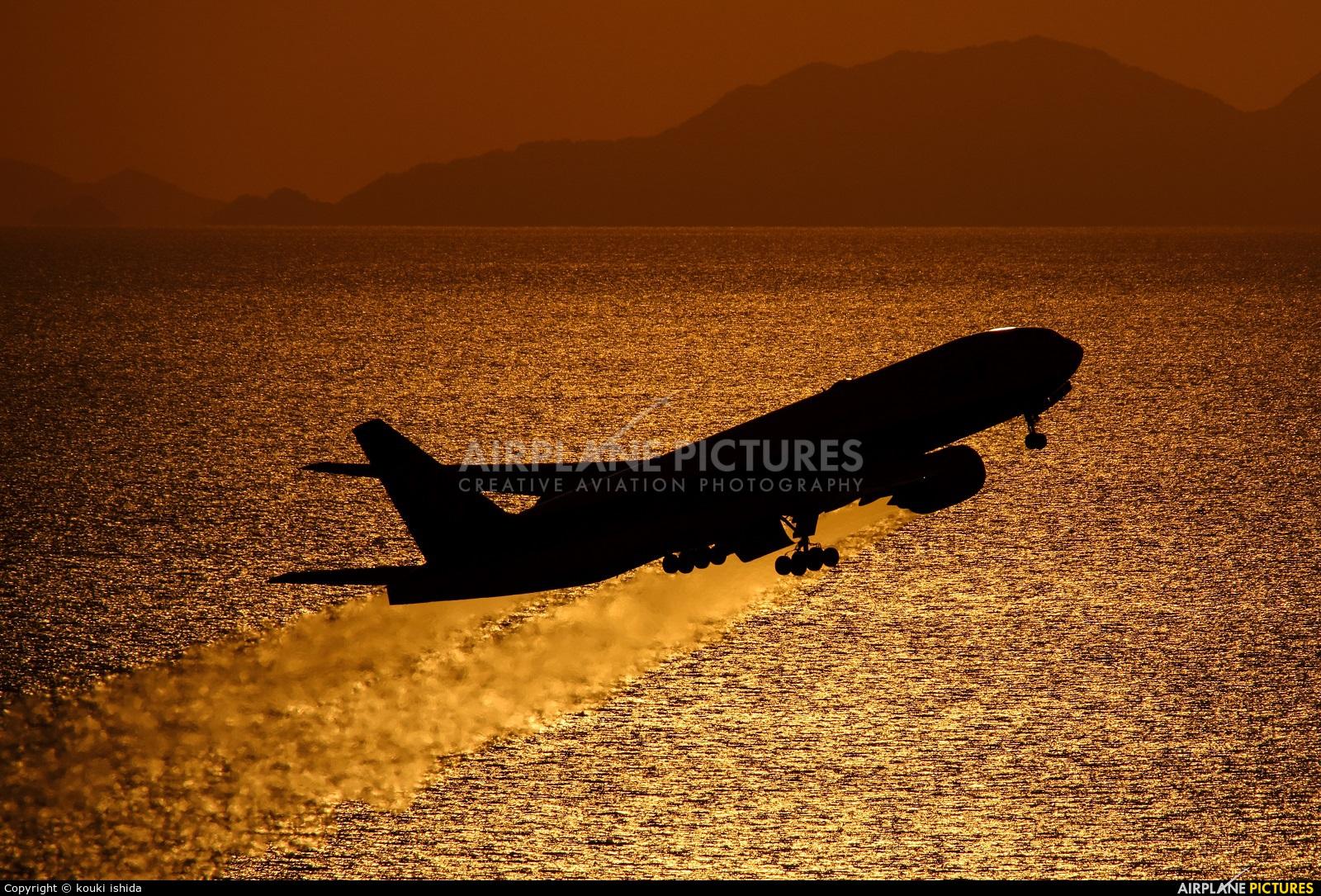 ANA - All Nippon Airways JA704A aircraft at Matsuyama