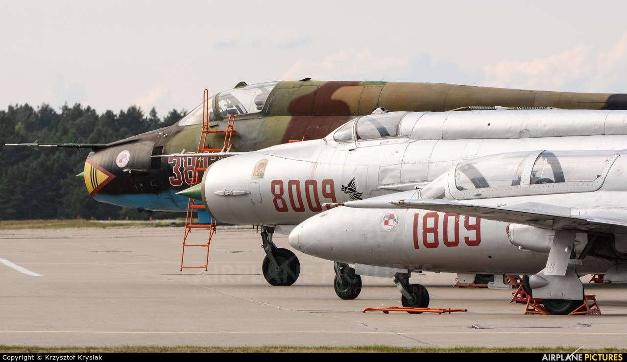 Poland - Air Force 1809 aircraft at Mirosławiec