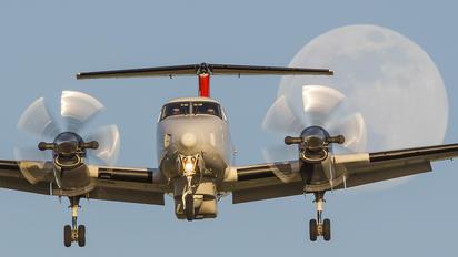 LN-TRG - Sundt Air Beechcraft 200 King Air
