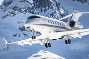 CS-CHE - NetJets Europe (Portugal) Bombardier BD-100 Challenger 350 series aircraft