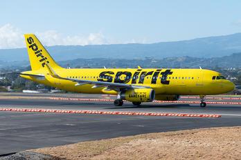N620NK - Spirit Airlines Airbus A320