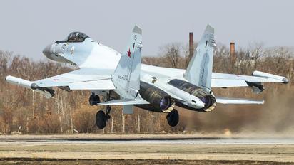 RF-95007 - Russia - Air Force Sukhoi Su-35S