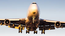 N581UP - UPS - United Parcel Service Boeing 747-400F, ERF aircraft