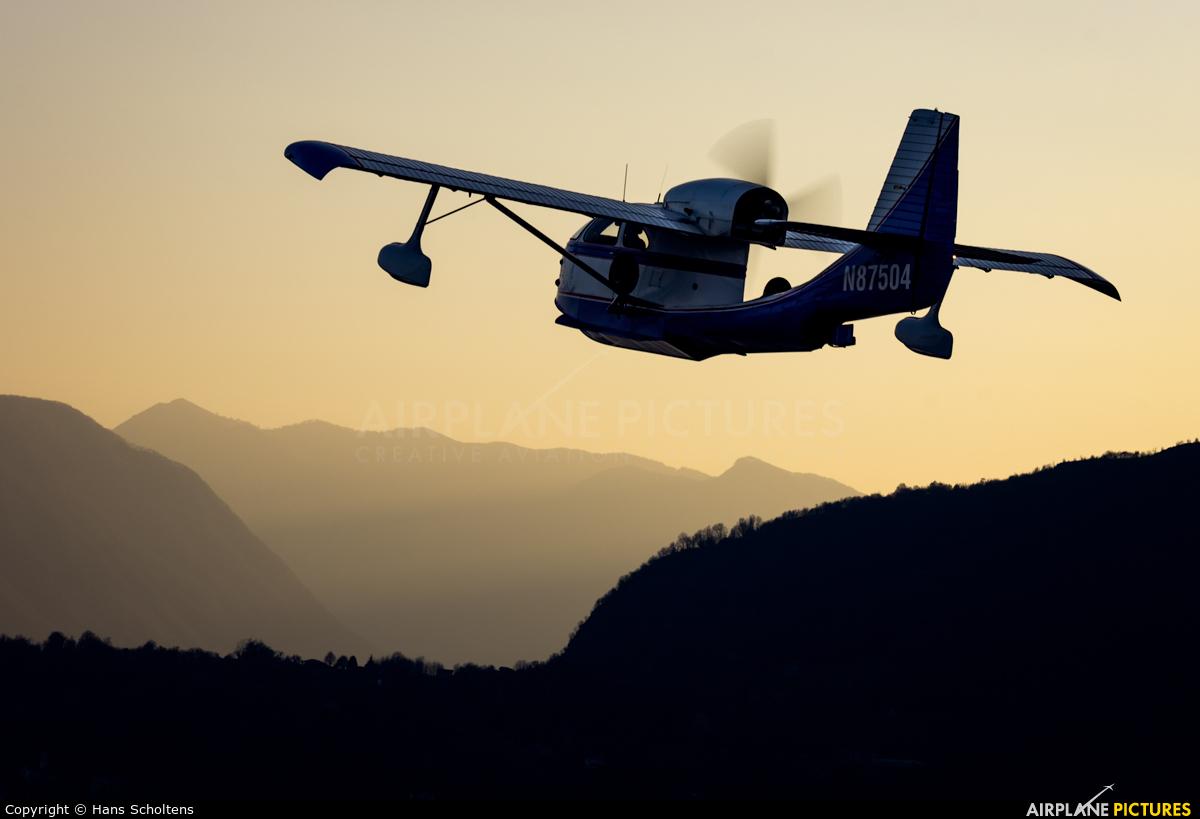 Aero Club Como N87504 aircraft at In Flight - Italy