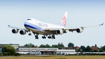 B-18723 - China Airlines Cargo Boeing 747-400F, ERF