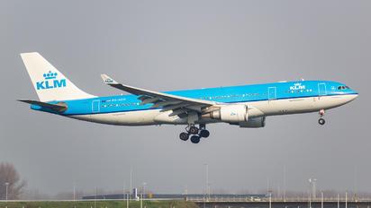 PH-AOD - KLM Airbus A330-200