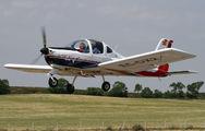 EC-DX2 - Private Tecnam P96 Golf aircraft