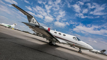 N778JE - Private Cessna 510 Citation Mustang