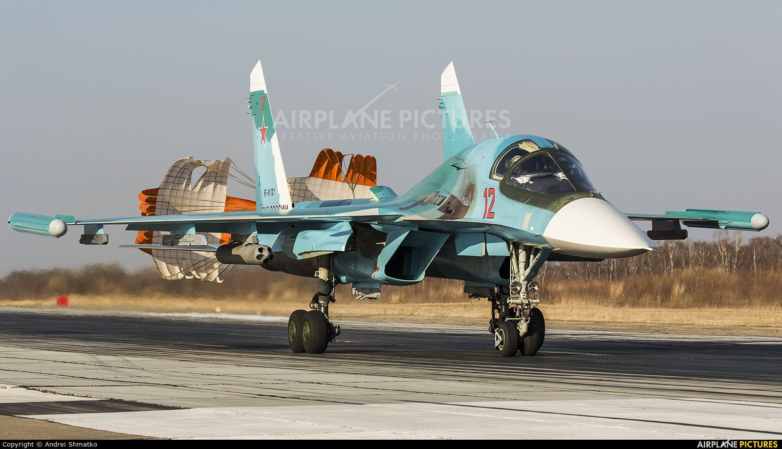 Russia - Air Force RF-81727 aircraft at Undisclosed Location