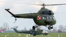 3829 - Poland - Air Force Mil Mi-2 aircraft