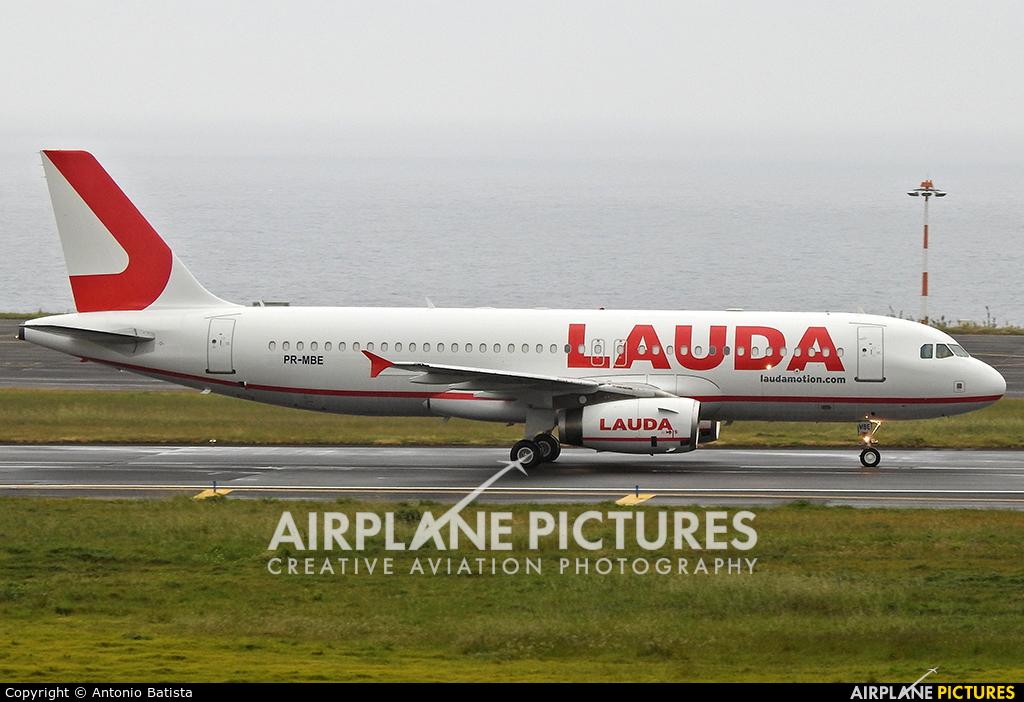 LaudaMotion PR-MBE aircraft at Azores - Ponta Delgada