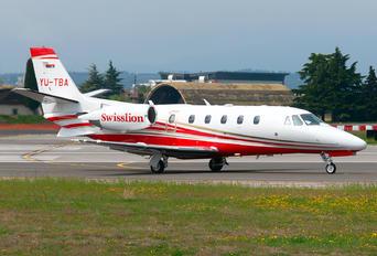 YU-TBA - Private Cessna 560XL Citation XLS
