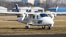 SP-LFA - LOT Flight Academy Tecnam P2006T aircraft