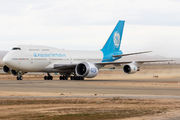 N747GF - General Electric Aircraft Engines Boeing 747-400 aircraft