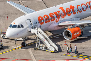 G-EZUG - - Airport Overview - Airport Overview - Apron