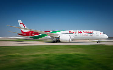 CN-RAM - Royal Air Maroc Boeing 787-9 Dreamliner