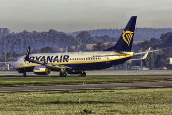 EI-FZX - Ryan Air Boeing 737-800