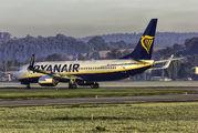 EI-FZX - Ryan Air Boeing 737-800 aircraft