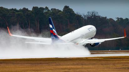 VP-BFB - Aeroflot Boeing 737-8LJ
