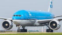PH-BQC - KLM Boeing 777-200ER aircraft