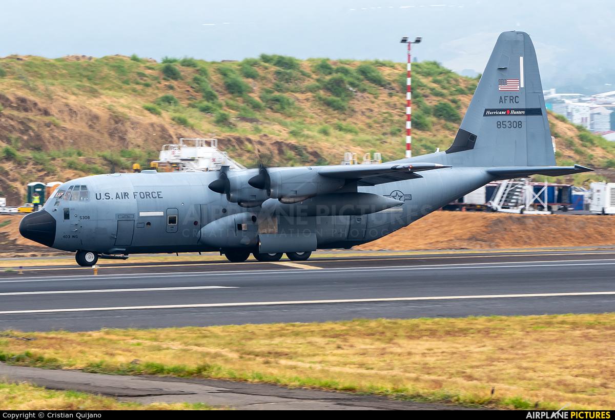 USA - Air Force 98-5308 aircraft at San Jose - Juan Santamaría Intl