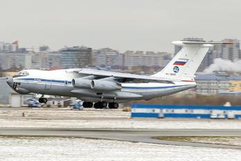RA-78835 - Russia - Air Force Ilyushin Il-76 (all models)