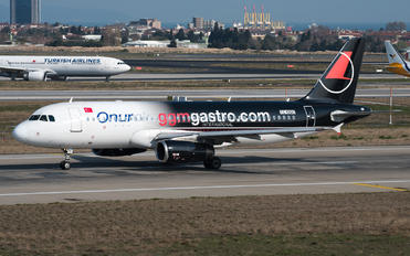 TC-ODC - Onur Air Airbus A320