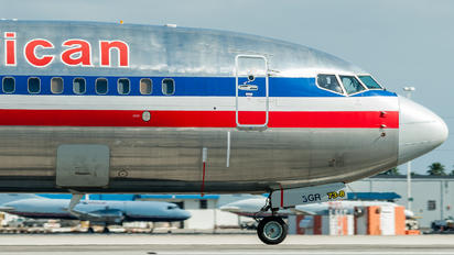 N860NN - American Airlines Boeing 737-800