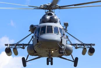 92 - Russia - Air Force Mil Mi-8AMTSh-1