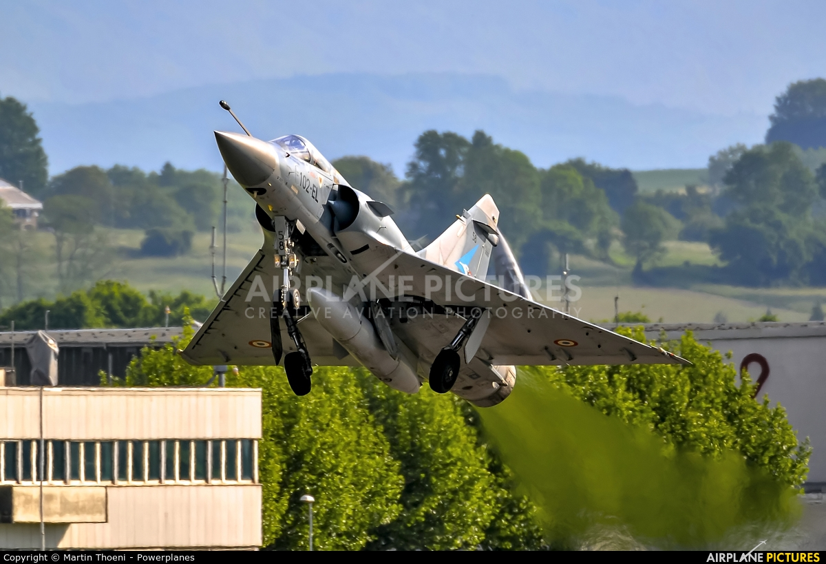 France - Air Force 58 aircraft at Payerne