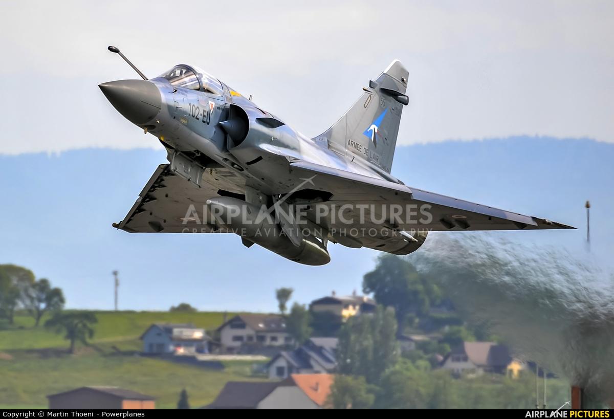 France - Air Force 55 aircraft at Payerne