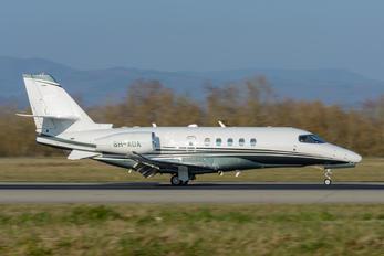 9H-AOA - Albinati Aéronautics Cessna 680A Latitude