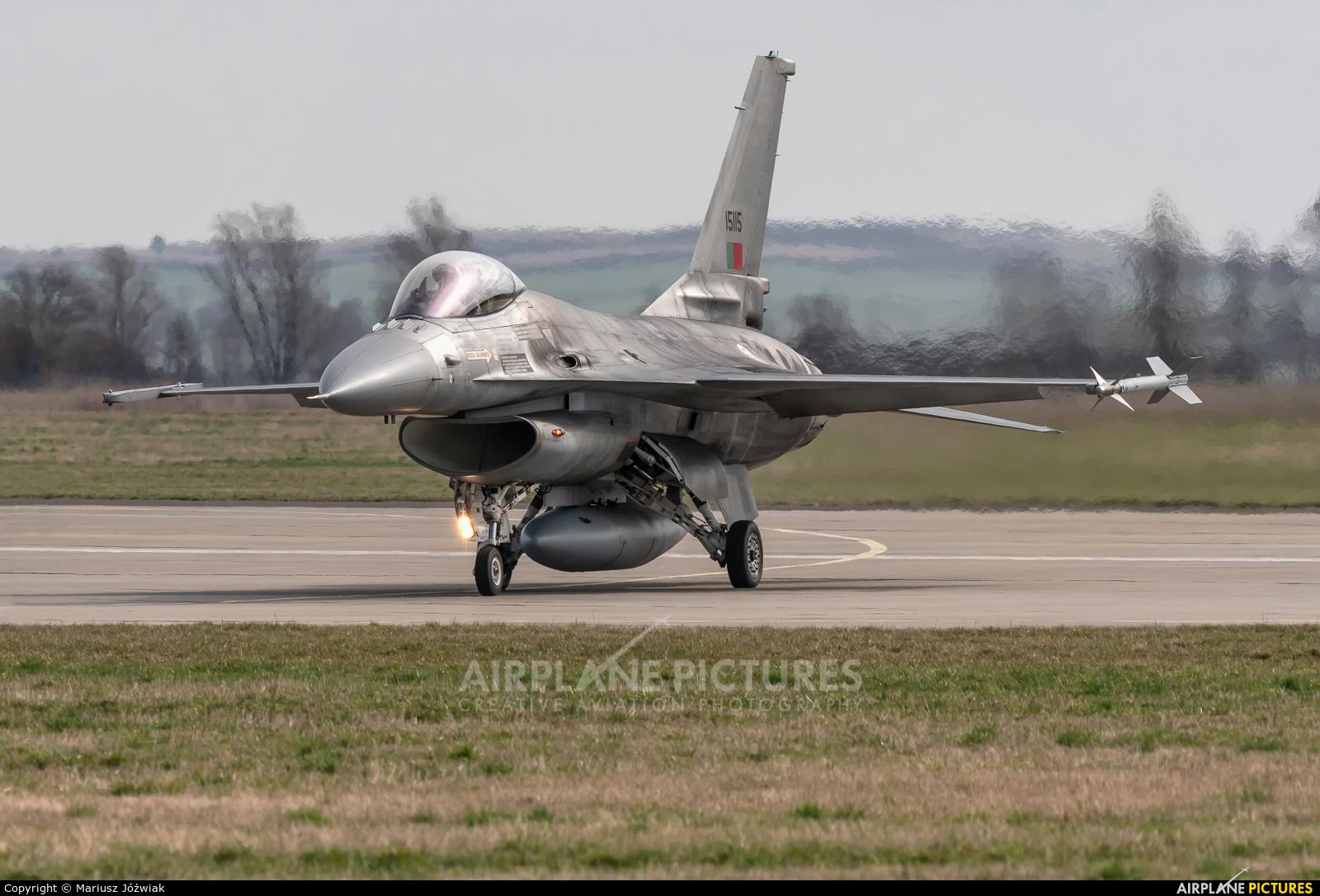 Portugal - Air Force 15115 aircraft at Malbork