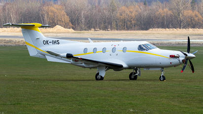 OK-IHS - Private Pilatus PC-12