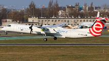 SP-EQG - LOT - Polish Airlines de Havilland Canada DHC-8-400Q / Bombardier Q400 aircraft