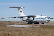 RF-76550 - Russia - Air Force Ilyushin Il-76 (all models) aircraft