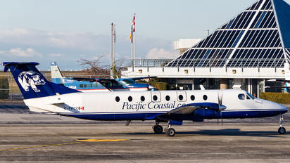 C-FPCO - Pacific Coastal Airlines Beechcraft 1900C Airliner