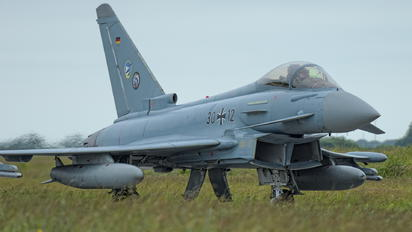 30+12 - Germany - Air Force Eurofighter Typhoon S