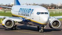 EI-EKK - Ryanair Boeing 737-800 aircraft