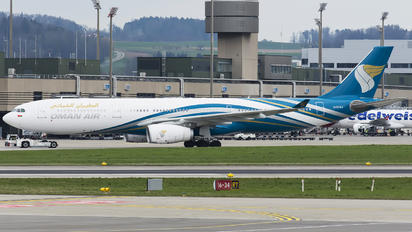 A4O-DJ - Oman Air Airbus A330-300