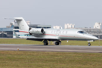 PP-LRJ - Private Bombardier Learjet 45