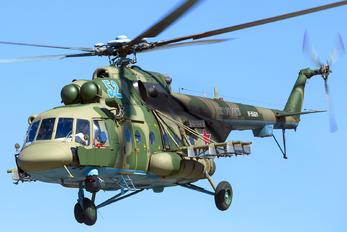 52 - Russia - Air Force Mil Mi-8AMTSh-1