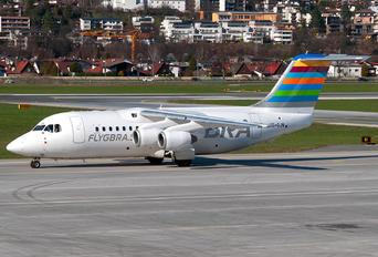 SE-DJN - BRA (Sweden) British Aerospace BAe 146-200/Avro RJ85