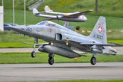J-3063 - Switzerland - Air Force Northrop F-5E Tiger II aircraft