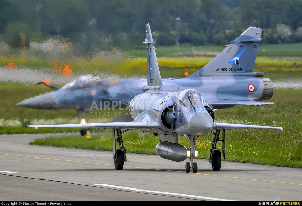 France - Air Force 43 aircraft at Payerne