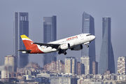 EC-JDL - Iberia Airbus A319 aircraft