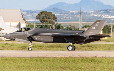 15-5197 - USA - Air Force Lockheed Martin F-35A Lightning II