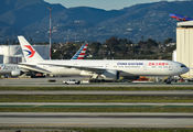 B-2022 - China Eastern Airlines Boeing 777-300ER aircraft